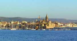 Cruise Italy Yachts - sail in Alghero