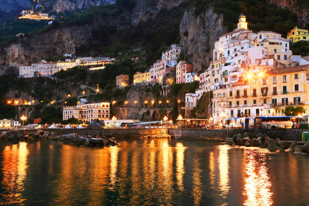 Cruise Italy Yachts - sailing destination Amalfi