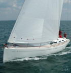 Sail on Dufour 455